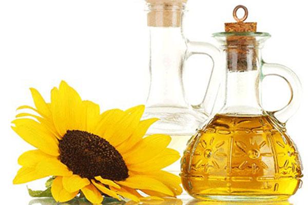 Crude Sun Flower Oil